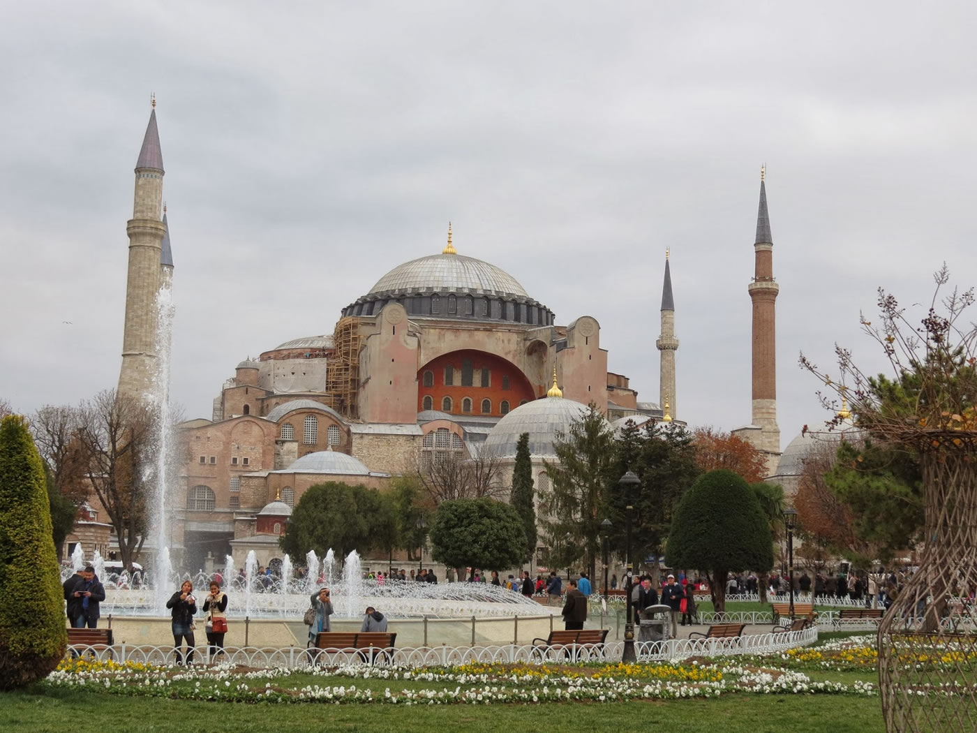 Private Guided Hagia Sophia Museum Tour