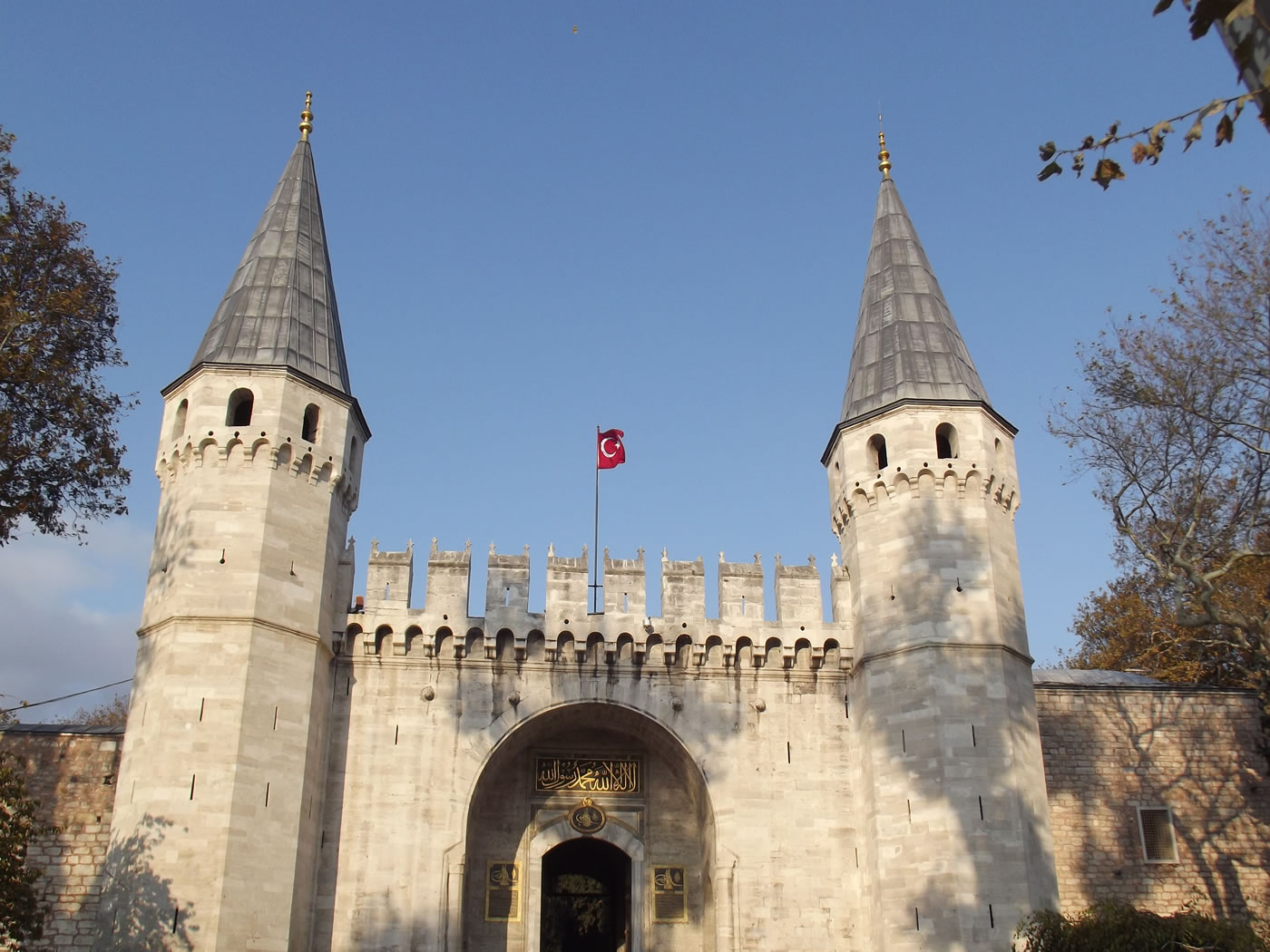 Private Guided Topkapi Palace Museum Tour