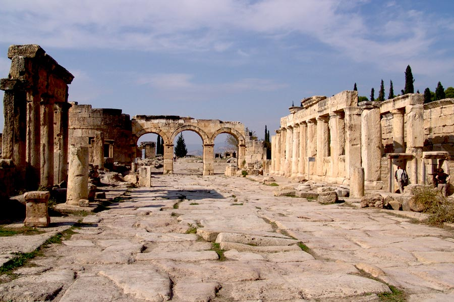 Private Laodicea and Pamukkale Tour