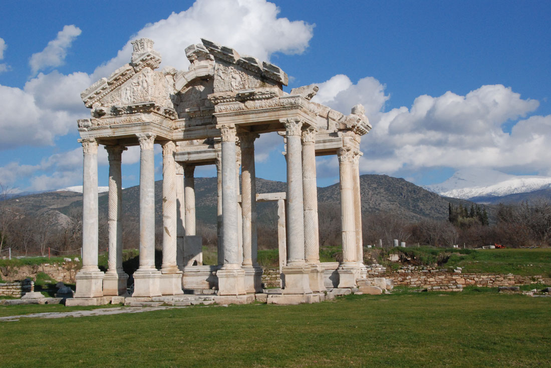 Private Pamukkale And Aphrodisias Tour