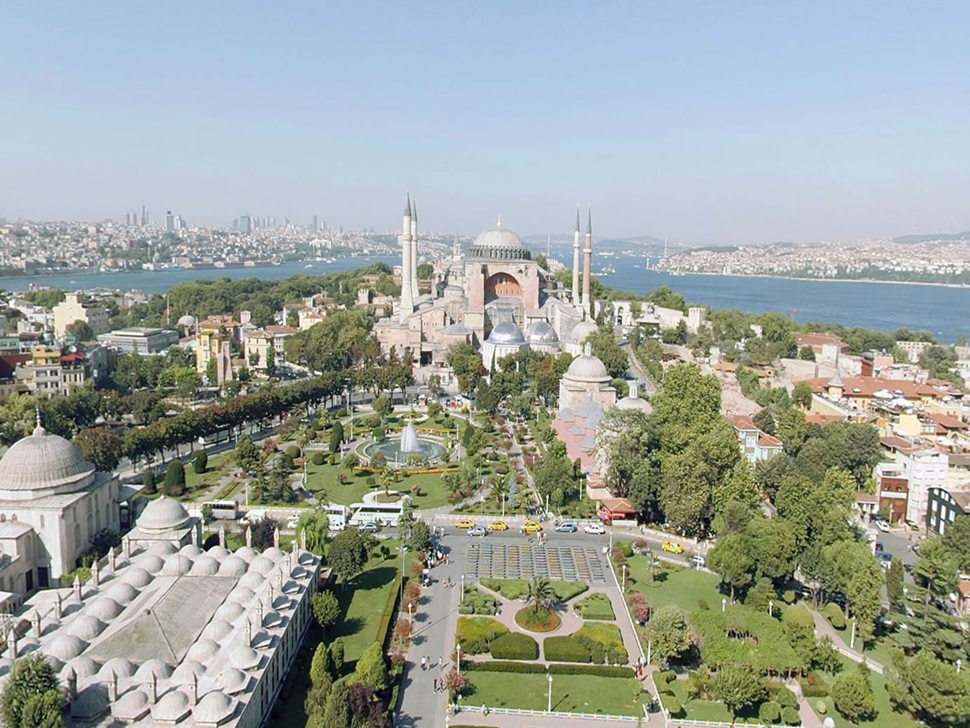 Relics Tour Package Istanbul Without Hotel Accommodation