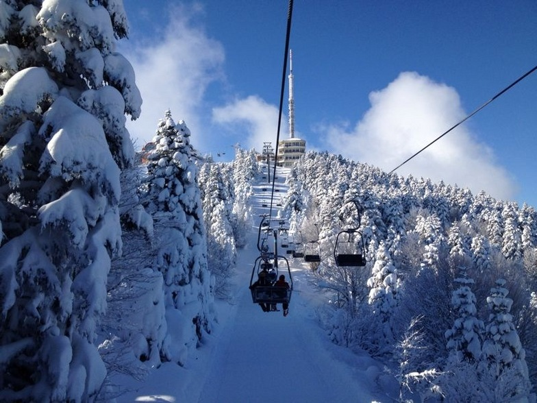 Uludag Ski Tour From Istanbul